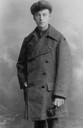 Henry Allingham, 1916