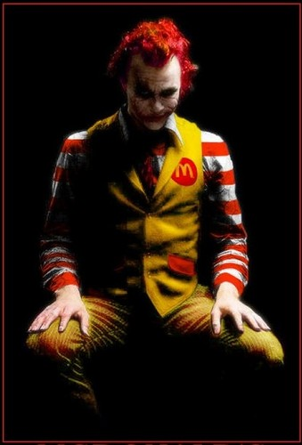 McDonalds: Why so Serious?